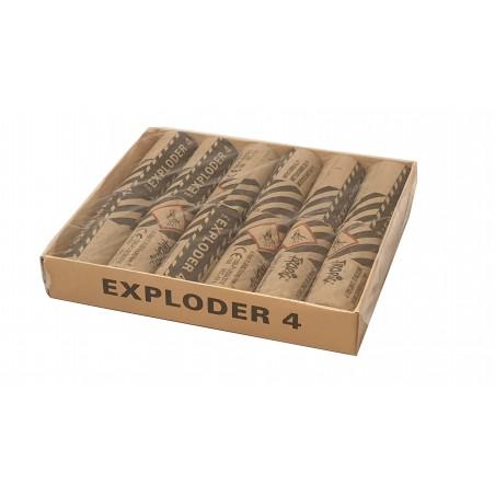 EXPLODER 4 EMITERY DŹWIĘKU 12 SZTUK