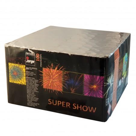 SUPER SHOW  100 STRZAŁÓW 20MM