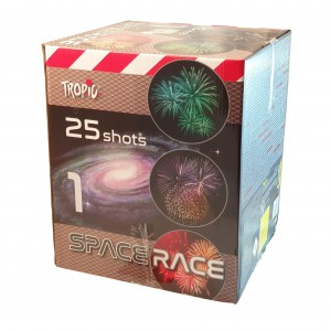 "2"" SPACE RACE 1"
