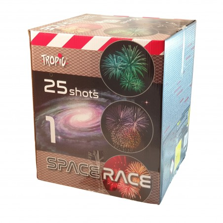 "2"" SPACE RACE 1"