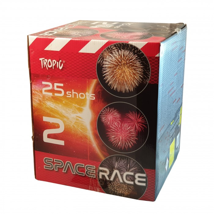 "2"" SPACE RACE"