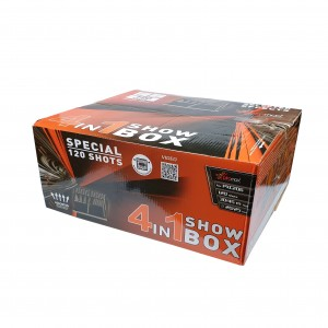 SHOW BOX 4IN1 POKAZ 196 STRZAŁÓW
