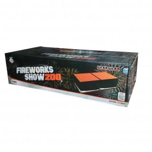 FIREWORKS SHOW 200 STRZAŁÓW