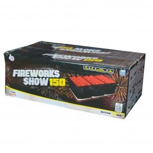 FIREWORKS SHOW 150 STRZAŁÓW