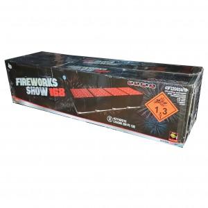 FIREWORKS SHOW 168 STRZAŁÓW 2,5 MINUTY