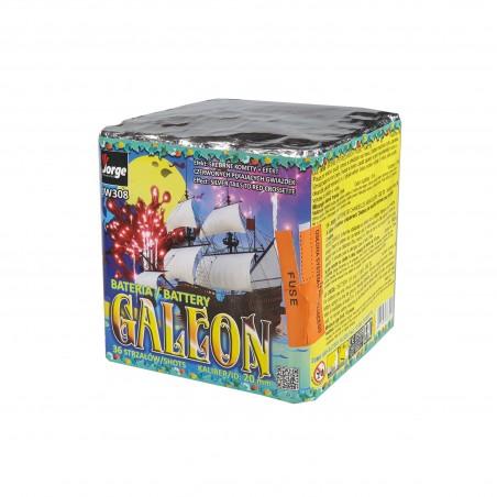 GALEON 36 STRZAŁÓW 20MM
