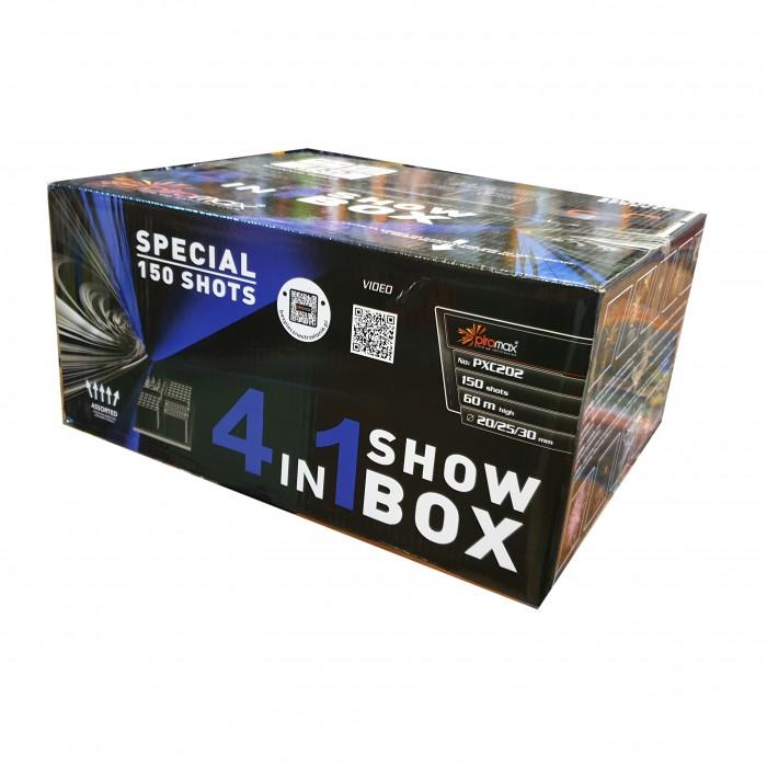 POKAZ 4 IN 1 SHOW BOX 2,5 MINUTY
