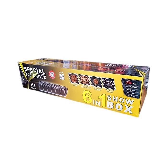 POKAZ 6 IN 1 SHOW BOX 3 MINUTY