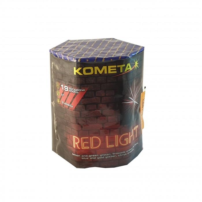 RED LIGHT 19 STRZAŁÓW 25MM