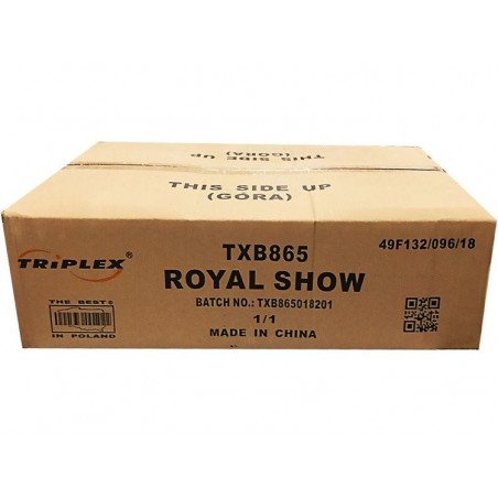 ROYAL SHOW TRIPLEX  TXB865