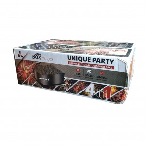 Unique party 146 shots 20-30mm