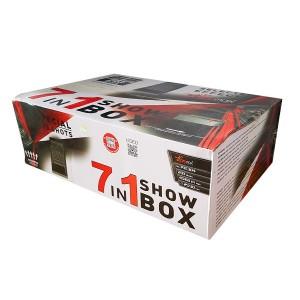 Pokaz pxc304 7 w 1 show box
