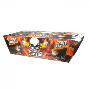 DUMBUM CRAZY FUN CS1352X16 FajerwerkiLider.pl