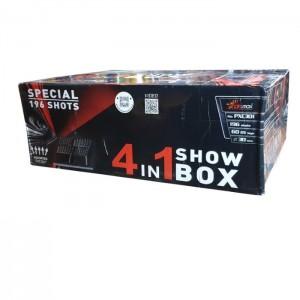 Pokaz pxc301 showbox 4w1