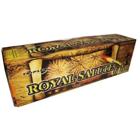 ROYAL SALUTE - TXB104