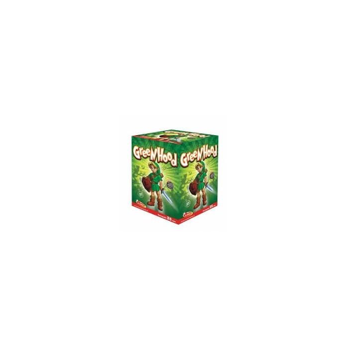 GREEN HOOD - C2525GR