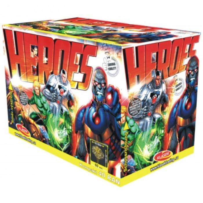 HEROES - C40FMH