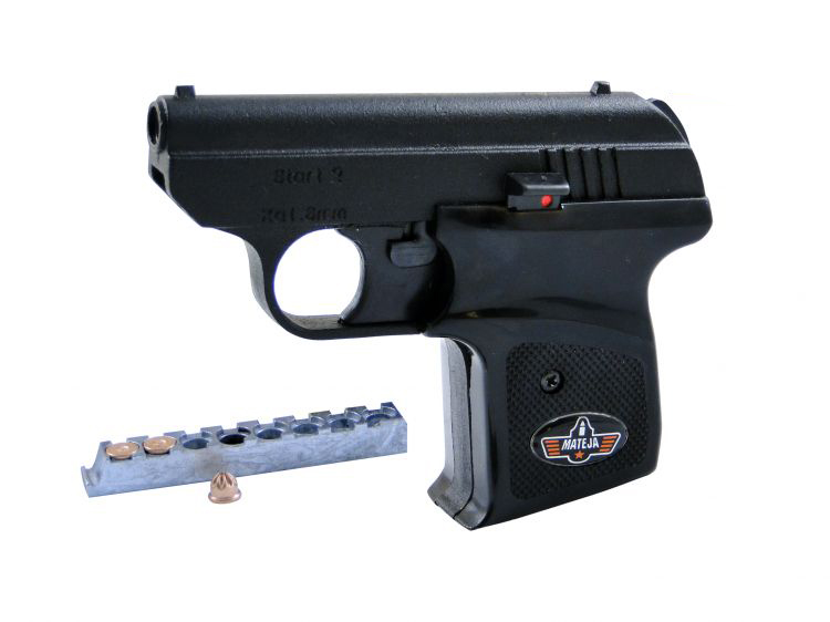 Pistolet hukowy Start