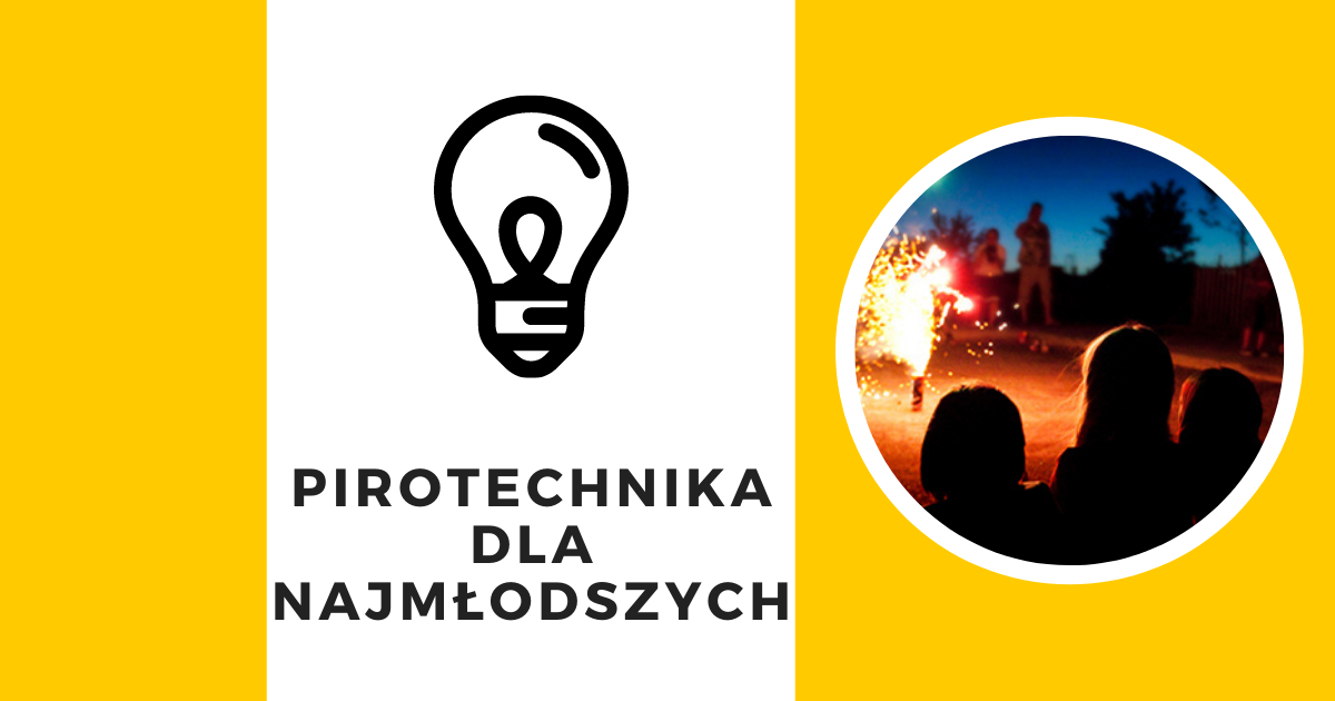 baner wpisu fajerwerki dla dzieci fajerwerkilider.pl