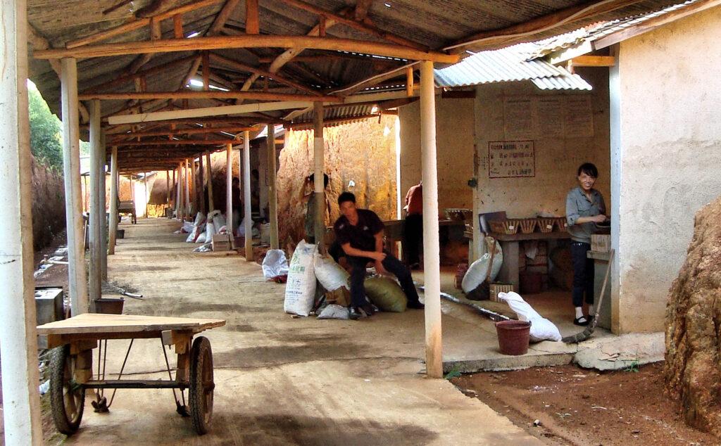 fabryka petard w chinach